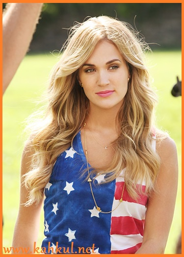 Carrie Underwood saç modelleri