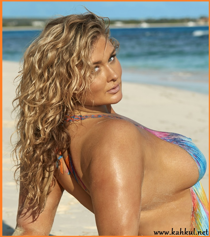 Hunter McGrady saç modeli