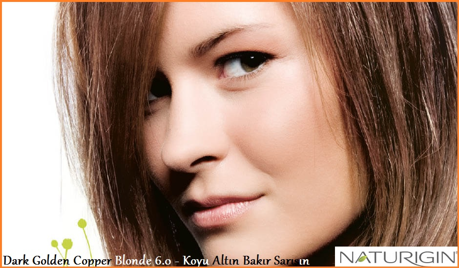 NATURIGIN Dark Golden Copper Blonde 6.0