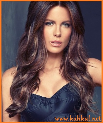 Kate Beckinsale saç modeli